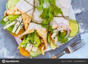 salchichas veganas tofu