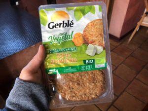 salchichas veganas zanahoria