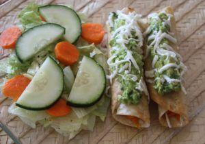 salchichas vegetarianas faciles