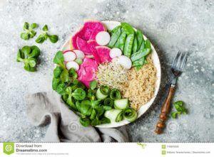 semillas chia recetas veganos