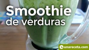 smoothies de verduras