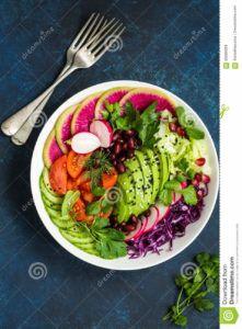 sopa de sandia y tomate vegana