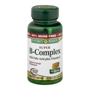 suplementos vitamina b