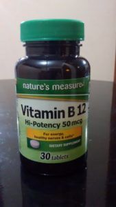 suplementos vitamina b12