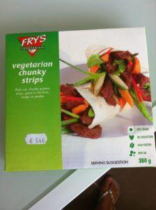 sustitutos carne vegana