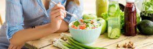 sustitutos del huevo vegano