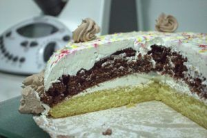 tarta de santiago vegana