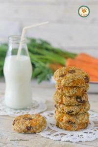 tarta de zanahoria con galletas veganas