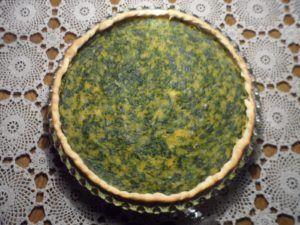 tarta vegana de calabaza