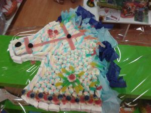 tartas de chuches online