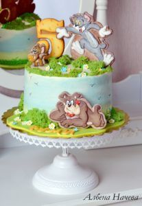 tartas de cumpleaños veganas