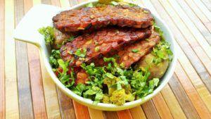 tempeh ahumado estilo bacon 150gr