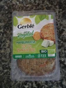 tofu hamburguesa veganas