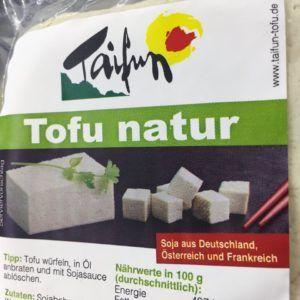 tofu taifun