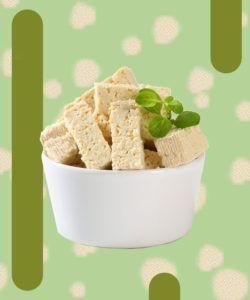 tofu tempeh a base de soja