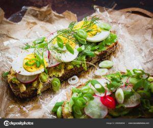 veganas huevos