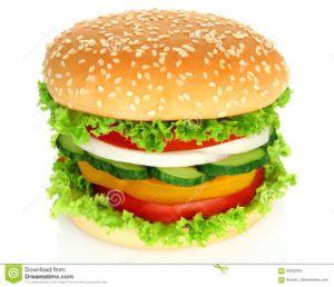 vegano hamburguesa