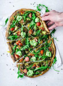 vegano pizza