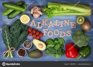 verduras alcalinizantes