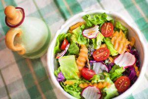 verduras con almidon