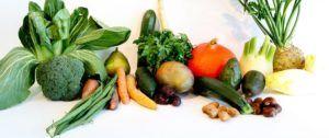 verduras en conserva vegana