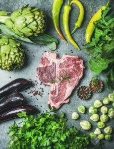 verduras ricas en proteinas