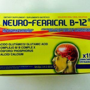 vitamina b12 alta en sangre