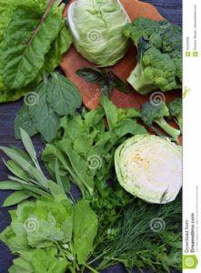 vitamina b12 en verduras