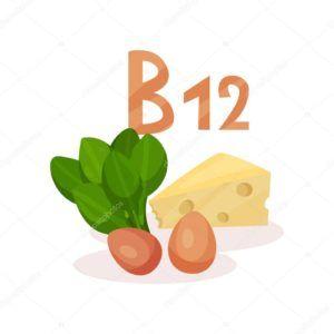 vitamina b12 huevo