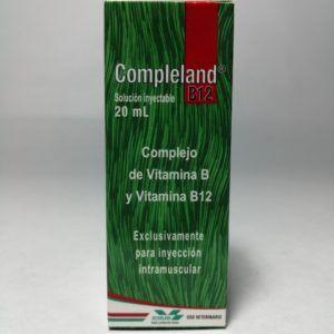 vitamina b12 inyectada