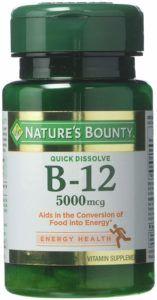 vitamina b12 pastillas