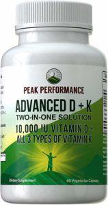vitamina d veganos