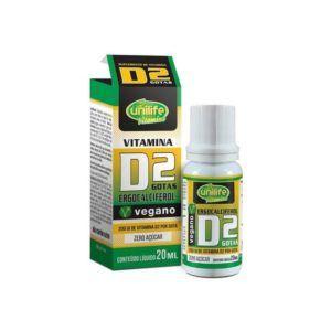 vitamina d2 vegana