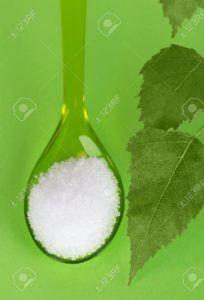 xilitol azúcar de abedul