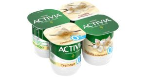 yogur desnatado vegana