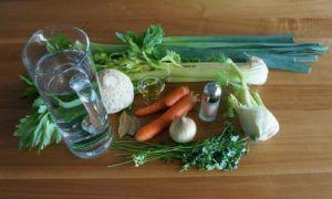 zanahorias en conserva vegana