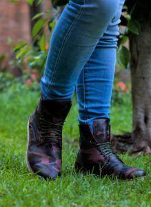 zapato vegano mujer