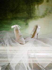 zapatos veganos de novia