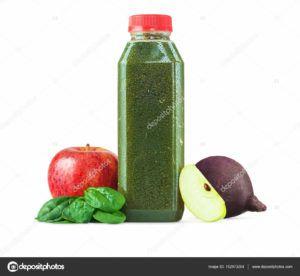 zumo de sandia y manzana