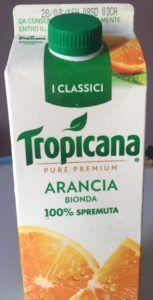 zumos tropicana